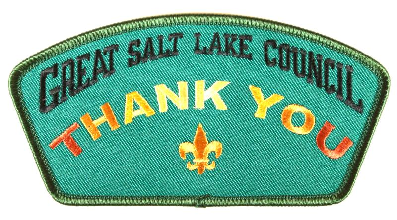 Great Salt Lake CSP SA-New Thank You Green Border