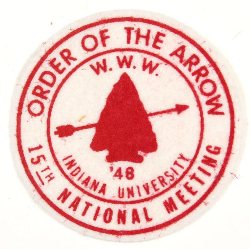 1948 NOAC Patch Reproduction