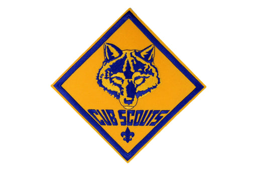 Cub Scout Program Jacket Patch
