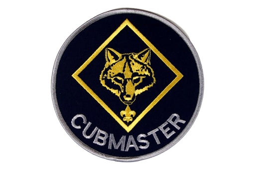 Cubmaster Jacket Patch