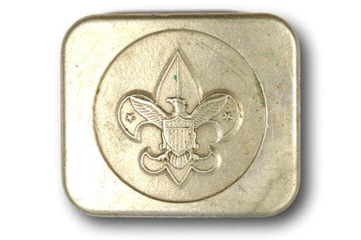 Boy Scout Metal Belt Buckle