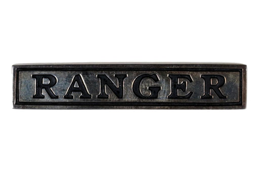 Ranger Pin Variation