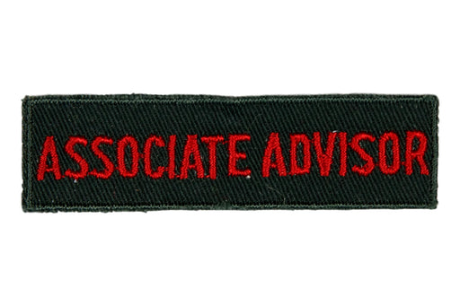 Associate Advisor Explorer Strip