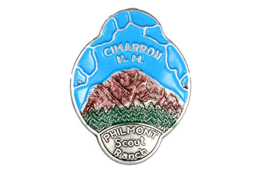 Philmont Scout Ranch Hiking Stick Medallion