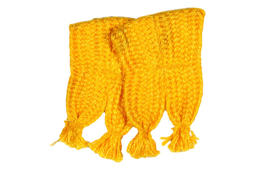 Cub Scout Yellow Sock Tassel