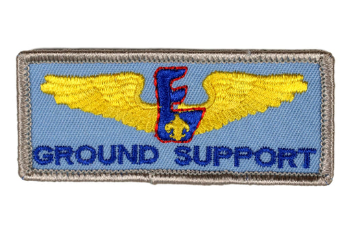 Air Scout Ground Support Patch