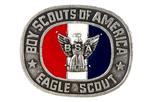 Eagle Neckerchief Slide