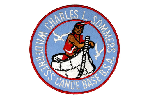 Charles L. Sommers High Adventure Base Jacket Patch
