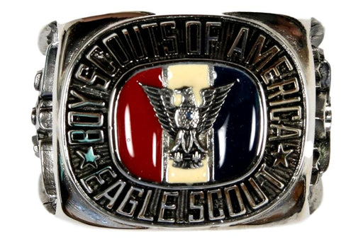 Eagle Scout Ring Paper Weight