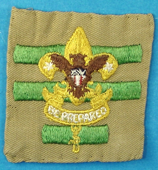 Senior Patrol Leader Patch 1940s Fine Twill