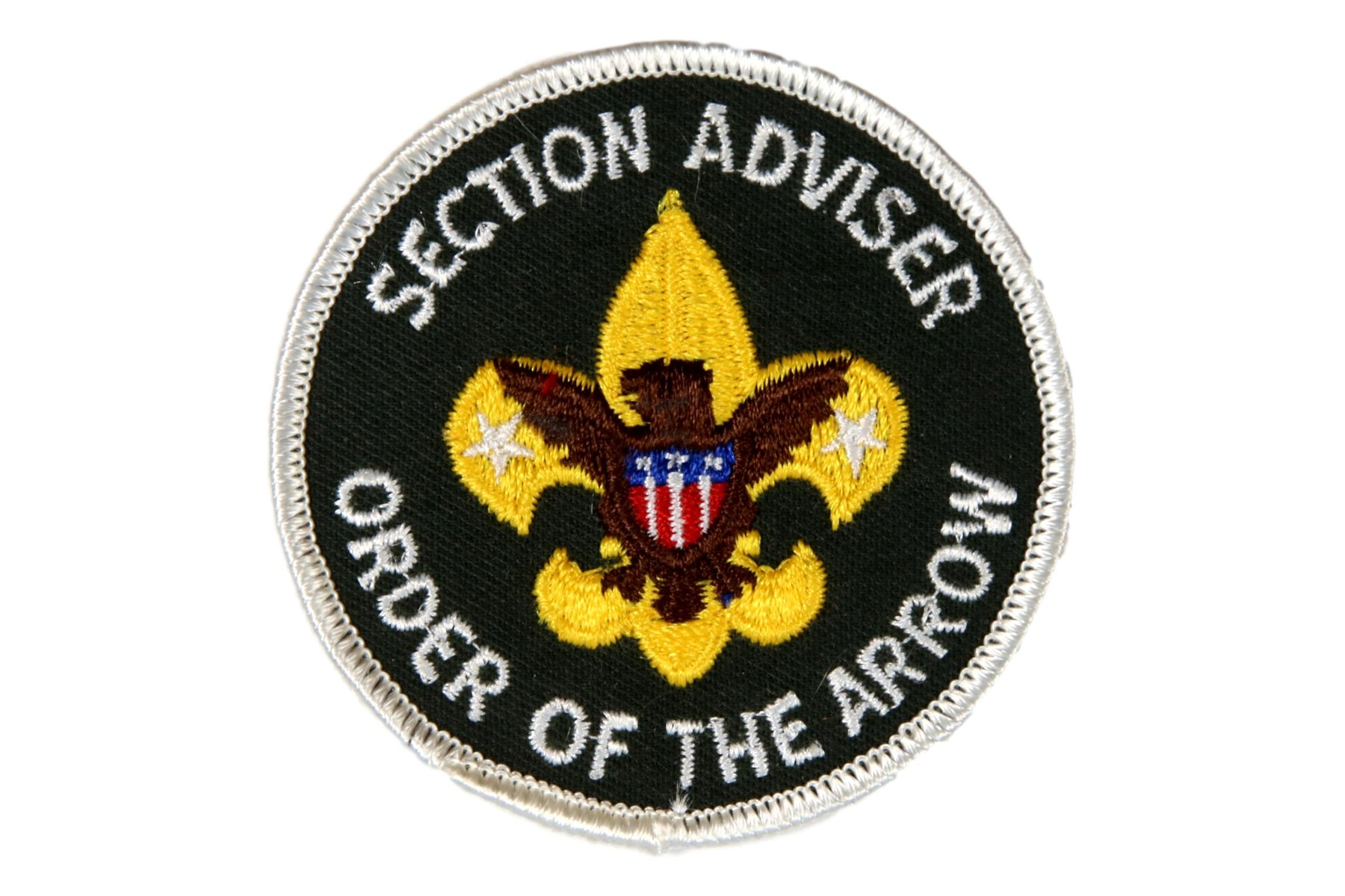 Section Adviser Patch Gauze Back