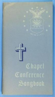 Chapel Conference Songbook