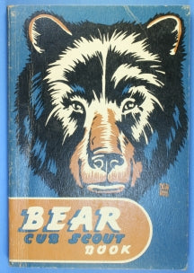 Bear Cub Scout Book 1949