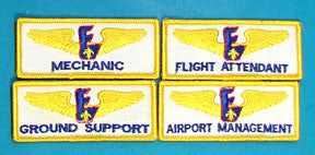 SET Air Explorer Patches Error White Background
