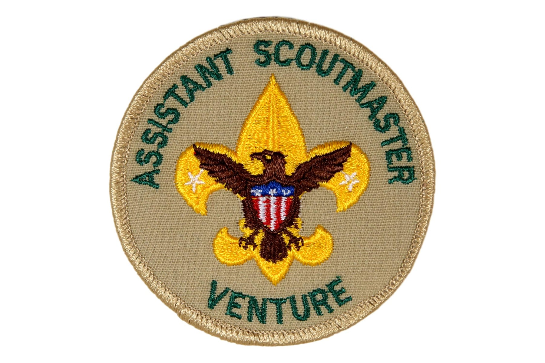 Assistant Scoutmaster Patch Venture