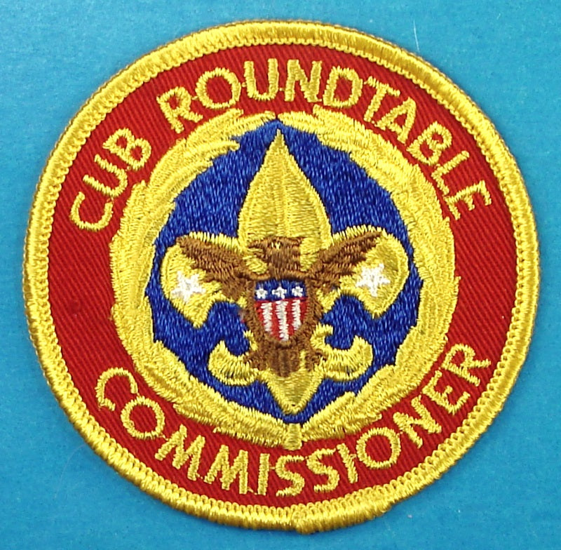 Cub Roundtable Commissioner