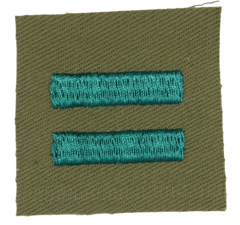 Patrol Leader Patch 1950s