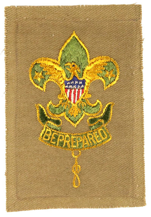 Assistant Scoutmaster Patch 1920s - 1930s
