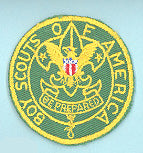Assistant Scoutmaster Patch 1940s - 1950s
