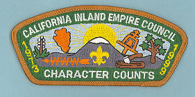 California Inland Empire CSP SA-58