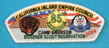 California Inland Empire CSP SA-105