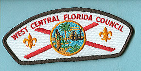 West Central Florida CSP T-1 Plain Back
