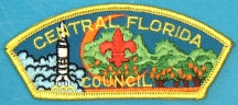Central Florida CSP T-1 Paper back