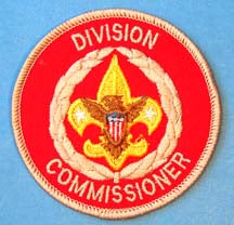 Division Commissioner Patch