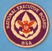National Executive Board Patch