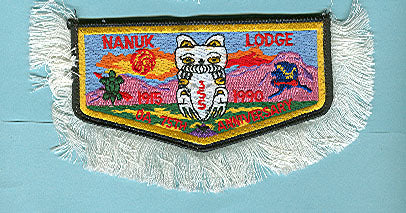 Lodge 355 Flap S-13