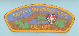 Crater Lake CSP T-4