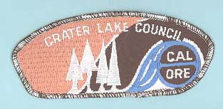 Crater Lake CSP T-1