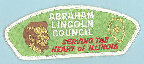 Abraham Lincoln CSP S-2a Plain Back