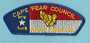 Cape Fear CSP T-1