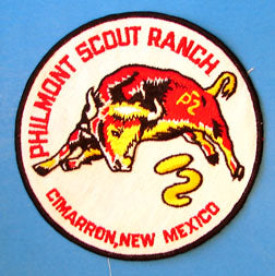 Philmont Jacket Patch