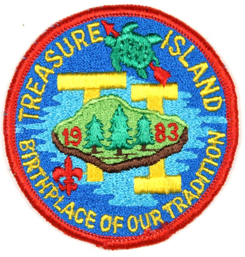 Lodge 1 Patch R-22.5