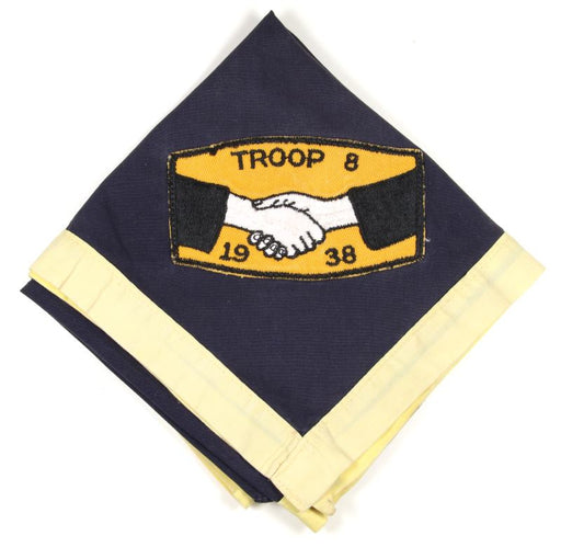 1938 Troop 8 Neckerchief
