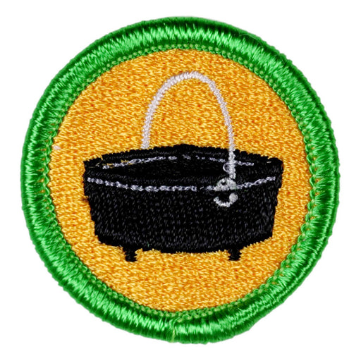 Dutch Oven Cooking Merit Badge