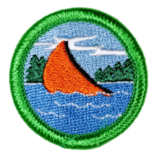 Boat Sinking Merit Badge