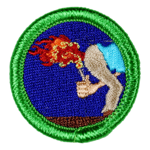 Fart Lighting Merit Badge