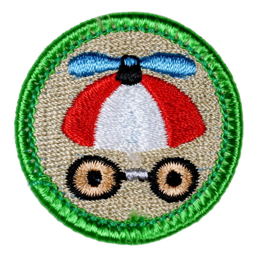 Nerd Merit Badge