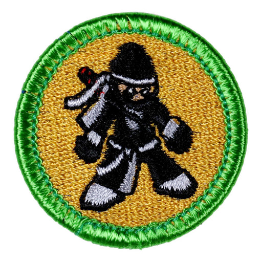 Ninja Merit Badge
