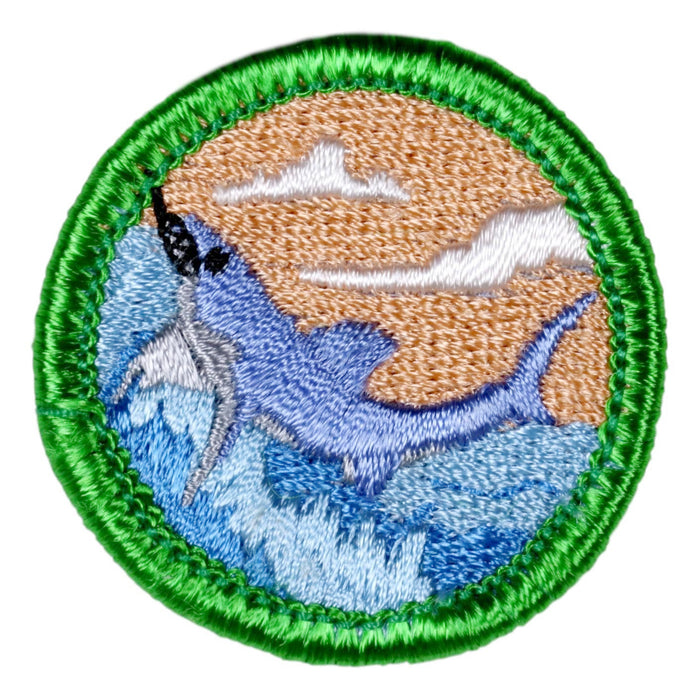 Shark Fishing Merit Badge