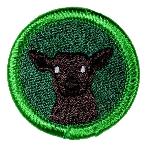 Deer in the Headlights Merit Badge