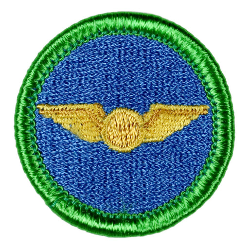 First Flight Merit Badge