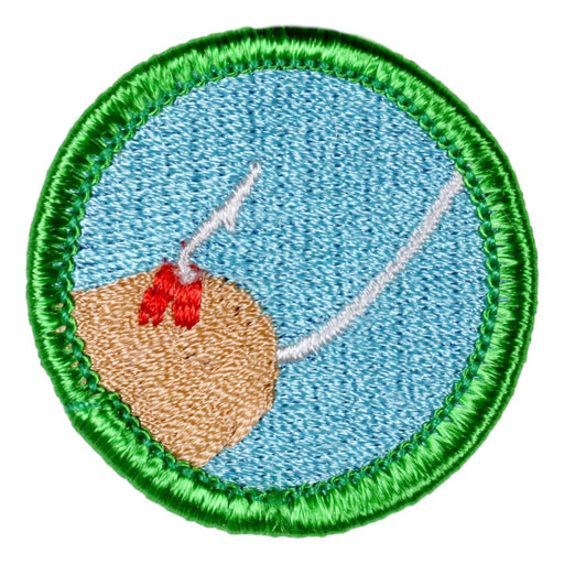 Hooked on (in) Me Merit Badge