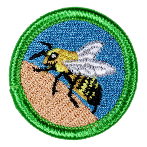 Bee Sting Merit Badge