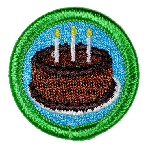 Birthday Merit Badge