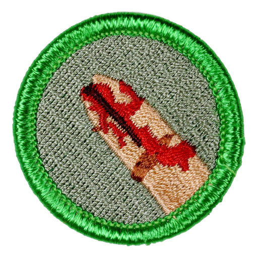 Finger Carving Merit Badge