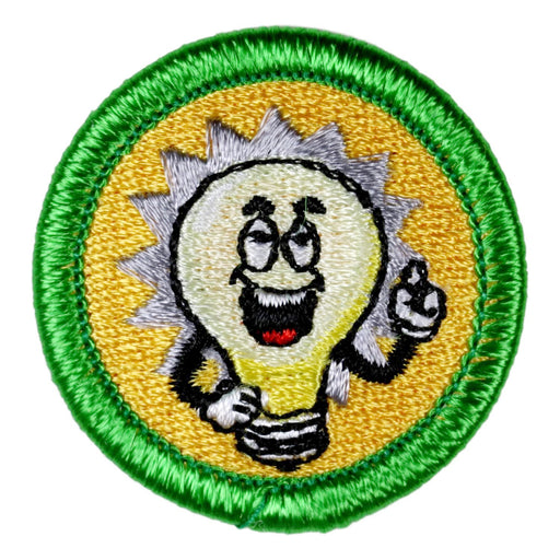 Bright Idea Merit Badge